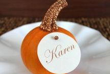 Oh My! Creative Blog Fall/Halloween/Thanksgiving/Christmas / Creative DIY projects, crafts, home decor, parties and recipes for Fall, Halloween, Thanksgiving, Christmas and New Years! / by Oh My! Creative
