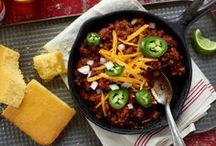 Tailgating Ideas / All your tailgating favorites: dips, spreads, chili, and more