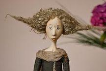 Art Dolls / by Willowing Arts Ltd