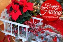 Creative Christmas Ideas / Christmas crafts, home decor and recipes