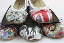 Collection / schoenen, ballerina's, pumps, laarzen