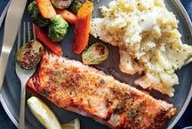 Weeknight Dinners / Find quick and healthy recipes for your dinner tonight.