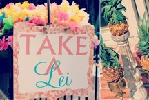 Luau Party Decorations and Recipes / Creative Luau Party decorating ideas and recipes! / by Oh My! Creative