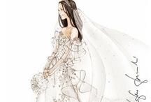 ART -  Illustration (Bridal)