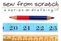 CRAFT - Sewing (Patterns & Diagrams)