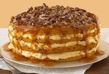 EAT - Cake Mix / easy recipes using boxed cake mixes