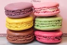 EAT - Macarons, Meringues & Marshmallows