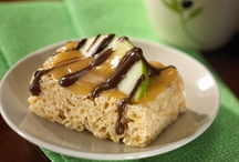 EAT - Popcorn, Rice Krispie Treats & other snacks