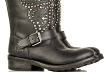 Ash Boots / Ash biker boots -  edgy and unique footwear for women