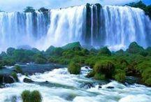 waterfalls / by Michelle Sutton