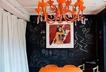 Love Shack / Interior / Furniture / Decor / DIY - mostly bohemian, colourful, ethnic Tiki & mid century modern / by Bayou Mystère
