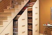 Hidden Storage / by K. Phinney