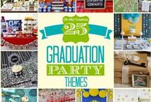 Graduation Party Ideas / Graduation Party Ideas - Graduation Party Themes - Graduation Party Desserts / by Oh My! Creative