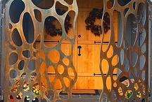 Through these gates... / by Linda Manus