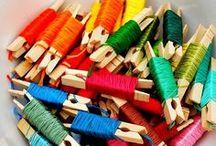 CRAFT - Needlework (Tools & Tutorials)