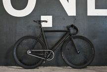 Bikes / by Jorge M. Hernández Alférez