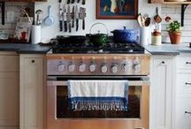Kitchen Ideas / Get inspired by these beautiful kitchens and decor ideas.