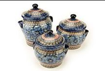 Products I love-polish pottery / by Michelle Sutton