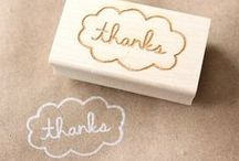 Rubber Stamps / by Gae Watson