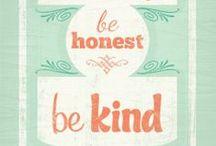 Uplifting Words
