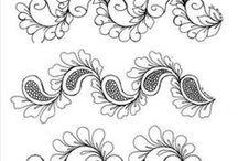 ART - Zentangle Patterns / by Jennifer Chapa