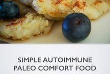 EAT - AIP (Autoimmune Protocol Paleo)