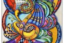 Zentangles Art / by Gae Watson
