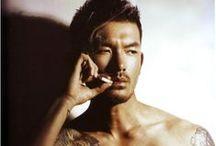 Asian men ♥