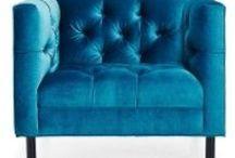 Peacock Blues / by Elisabeth Veltman