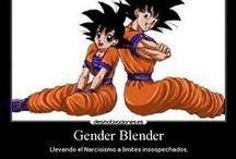 Anime Gender Bender / Imágenes de personajes de Gender Bender solo de animes.