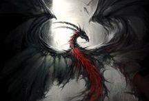 Dragons / Me encantan los dragones, películas como eragon y mi mascota es un monstruo, merecen 10.