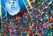 Power Rangers / Amo los Power Rangers, mis héroes jurados.