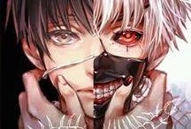Tokyo Ghoul / Adoro que animes como estos no tengan censura.