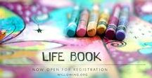 Life Book - The Art & Wellbeing Course / Life Book is a course for brand new artists, experienced artists and all artists in between! :) With over 85+ inspiring, uplifting, creative and life enriching sessions from awesome various artists and teachers PLUS gifts, giveaways and goodies for students... you can join here: https://buff.ly/2G6S5KB