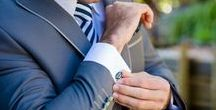 The Essential Grooms guide / Grooms - W.E care about you as much as we care about the bride. W.E have put together some useful advice to help you get through all the planning and make it to the altar with you and your relationship all in one piece.  http://www.weddingessentials.co.za/