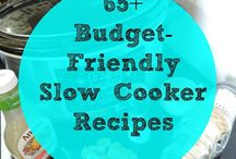 Budget Friendly Meals / The journey to financial freedom comes with hard transitions to the budget. Especially the grocery budget. This is my list of budget friendly meals to help you on your Debt Free journey to financial freedom.