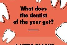 Humor Me / fun puns and dental jokes