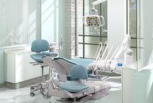 Workspace Inspo / Dental office design inspiration.