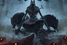 คrt ⌘ Potwory ⌘ / W I E D Ź M I N _ [ T H E _ W I T C H E R ] _____ ☽ Potwory ☾