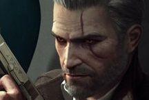 คrt ⌘ Geralt ⌘ / W I E D Ź M I N   _   [ T H E _ W I T C H E R ] _________   ⚔  Geralt z Rivii - Biały Wilk ⚔