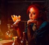 ≋¢σѕρℓαу / The Witcher Cosplays