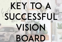 EP5 - Why create a vision board / Vision boards are great to help you visualise your dreams