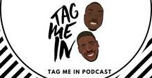 Tag Me In Podcast / Tag Me In Podcast is all about inspiring people and aiding them through life. Listen and hear us share our own experiences and cover a variety of topics, we understand how important it is to share our stories and how powerful it is to hear other people's stories – There is so much value you can learn from others and you may discover they are or have walked a similar path to yours.  Listen to us on Soundcloud or Apple Podcast now.