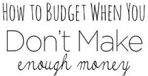 Budget tips / Check out these budget tips, tricks, and resources to get your finances in order! Living on a budget can transform your family's life forever. By living on a budget you can get out of debt and get more money over to spend on something fun!