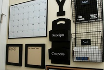 Time to get organized / home organization tips and ideas / by Diana Harris