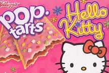 Hello Kitty! / by Meghan Richard