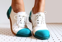 A new pair of shoes can change your life / by Elana King