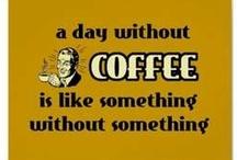 coffee coffee coffee / by Jessica Florence