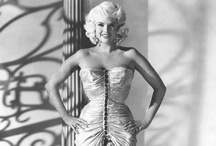 1950's fashion / Started dress making, here is my inspiration. Burlesque goods can be found at www.talulahblue.com