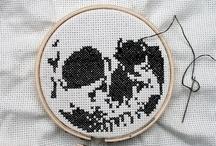Cross Stitching / by Beatrice Bennett